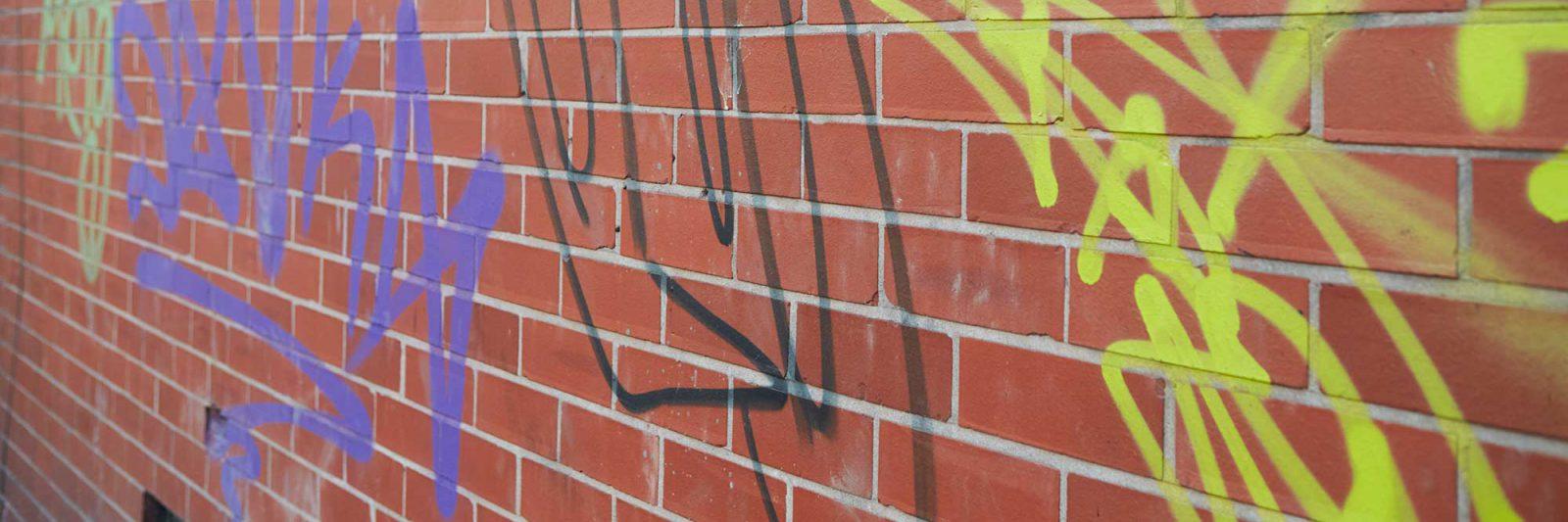 Usuwanie graffiti Warszawa